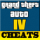 Cheats for Grand Theft Auto 4 : PC, PS3, XBOX 360